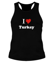 Борцовка I love turkey