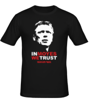 Футболка In Moyes We Trust