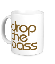 Кружка Drop the bass
