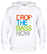 Толстовка Drop the bass now
