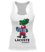 Борцовка Lacoste 100%