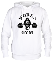 Толстовка World Gym