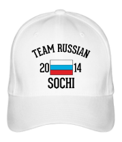 Кепка Team russian 2014 sochi