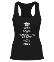 Борцовка Keep Calm And remove the arow