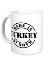 Кружка Made in Turkey