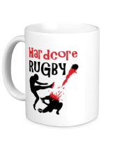 Кружка Hardcore rugby