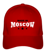 Кепка Made in Moscow