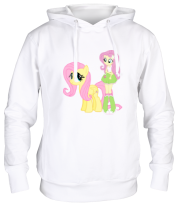 Толстовка Fluttershy and Fluttershy