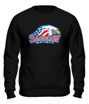 Толстовка без капюшона HC Saginaw Spirit