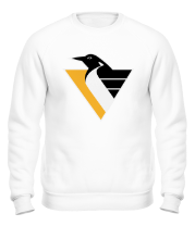 Толстовка без капюшона HC Pittsburgh Penguins