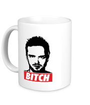 Кружка Jesse Pinkman - Bitch Only