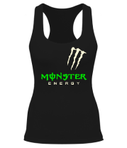 Борцовка Monster energy shoulder (glow)
