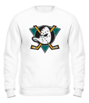Толстовка без капюшона Mighty Ducks Of Anaheim