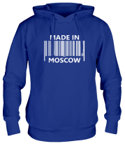 Толстовка Made in Moscow