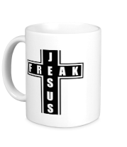 Кружка Jesus freak