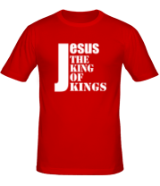 Футболка Jesus the king of kings