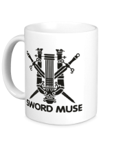 Кружка Sword Muse + logo LA