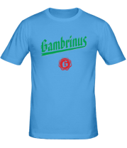 Футболка Gambrinus Beer