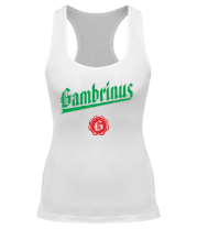 Борцовка Gambrinus Beer