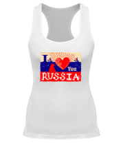 Борцовка I love you Russia