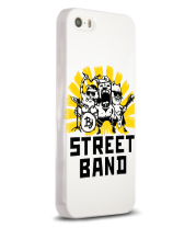 Чехол для iPhone 5/5s Street Band