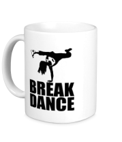 Кружка Break dance girl