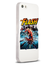 Чехол для iPhone 5/5s Flash Shreds