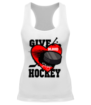 Борцовка Give hockey