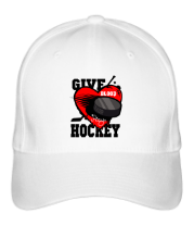 Кепка Give hockey