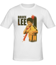 Футболка Bruce Lee blood