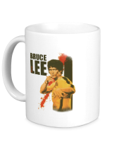 Кружка Bruce Lee blood