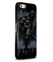 Чехол для iPhone 5/5s Batman to the Rescue