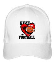 Кепка Give football
