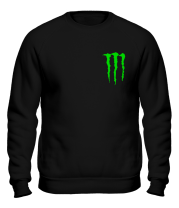 Толстовка без капюшона Monster Energy (logo)