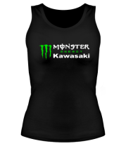 Майка Monster Energy Kawasaki