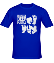 Футболка Shades of deep purple