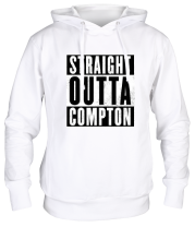 Толстовка Straight Outta Comption