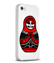 Чехол для iPhone 4/4s Matryoshka