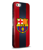 Чехол для iPhone 5/5s Barcelona FC