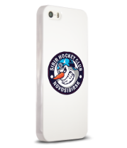 Чехол для iPhone 5/5s Sibir hockey club