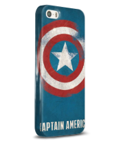 Чехол для iPhone 5/5s Captain America