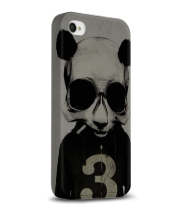 Чехол для iPhone 4/4s Panda Swag