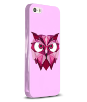 Чехол для iPhone 5/5s Owl Art