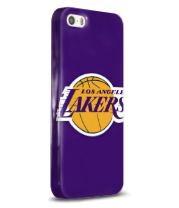 Чехол для iPhone 5/5s Los Angeles Lakers