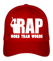 Кепка Rap - More Than Words