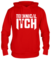 Толстовка Technical Itch