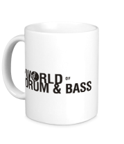 Кружка The World of Drum&Bass