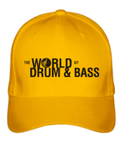 Кепка The World of Drum&Bass