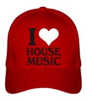 Кепка I love house music