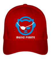 Кепка Music pirate